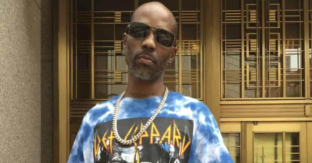 Rapper DMX dies aged 50 week after suffering heart attack