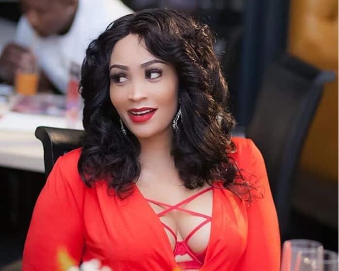 Ugandan socialite Zari Hassan said she is single.