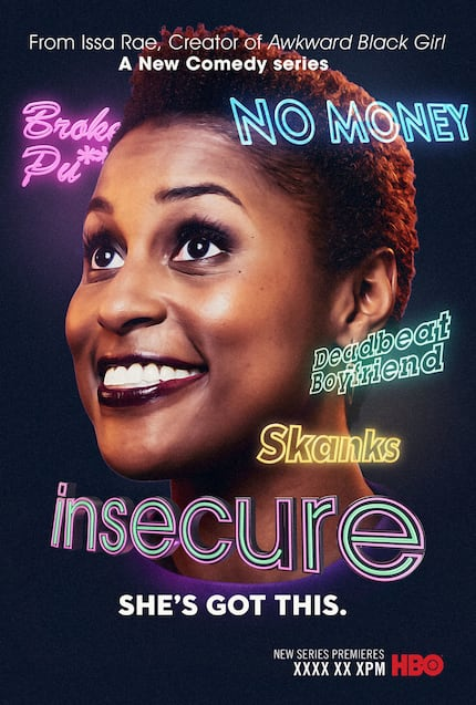 The beautiful characters behind the making of Insecure series