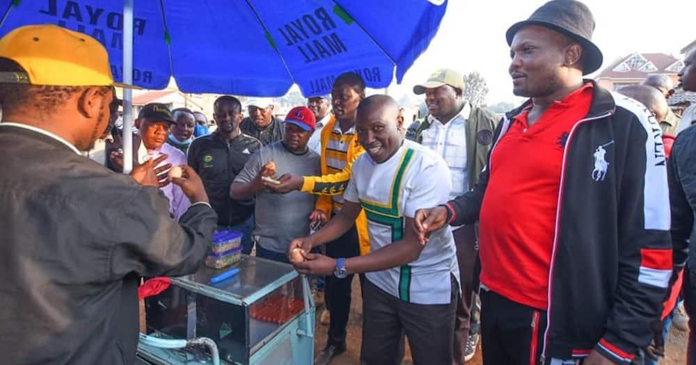 Marehemu Jubilee! Moses Kuria Atania Jubilee Akisema Hawana Mikakati Kiambaa