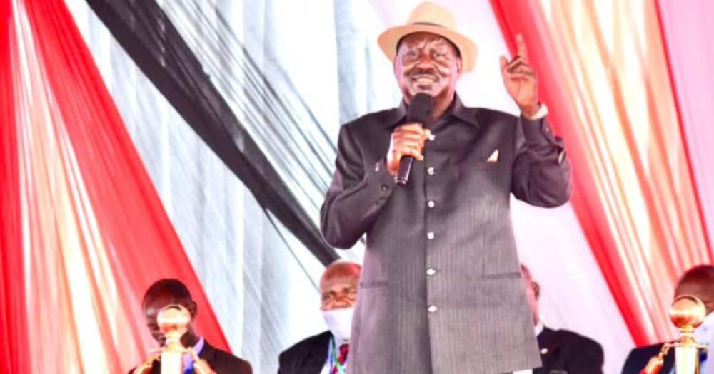 Raila calls for overhaul of IEBC for projecting BBI referendum will cost KSh 14 billion