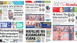 Kenyan Newspapers Review for October 11: Mt Kenya May Not Back an Outsider after All