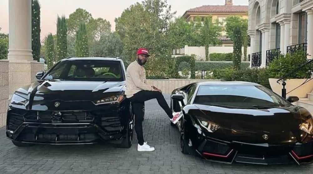 Mayweather Stuns Social Media Followers With His Exotic Lamborghini and Ferrari Cars