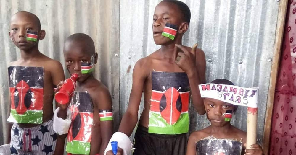 """Larry Madowo Impressed by Huruma Town Kids Remake of His CNN Conservation Report: """"This Is Hilarious"""""""