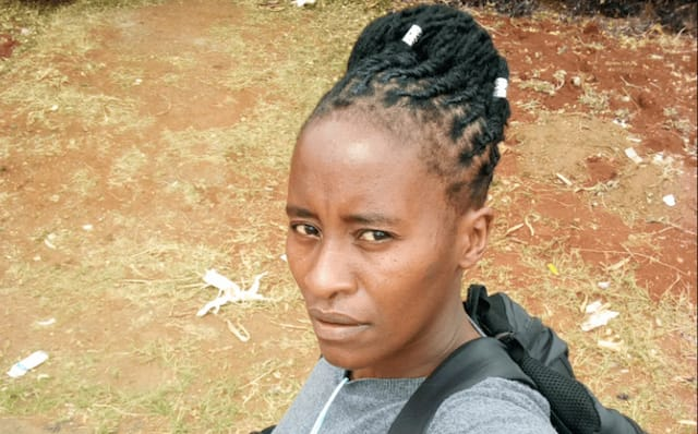 Lucy Gatimu: Mother trolled for seeking help with school fees now helping poor families get food