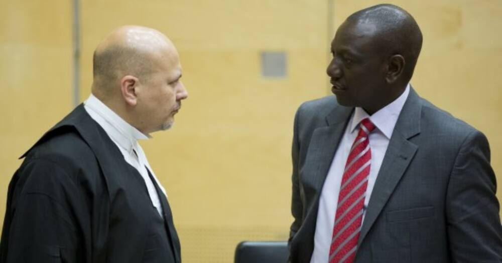 ICC dismiss claims of fresh probe on William Ruto