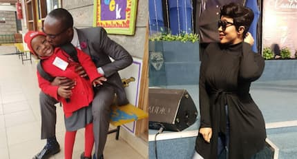 You are the best Ex and baby daddy ever, gospel singer Nicah the Queen praises comedian Dr Ofweneke