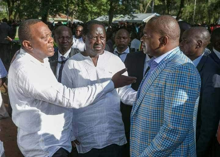Mumias East MP Benjamin Washiali demands explanation over Rashid Echesa's sacking