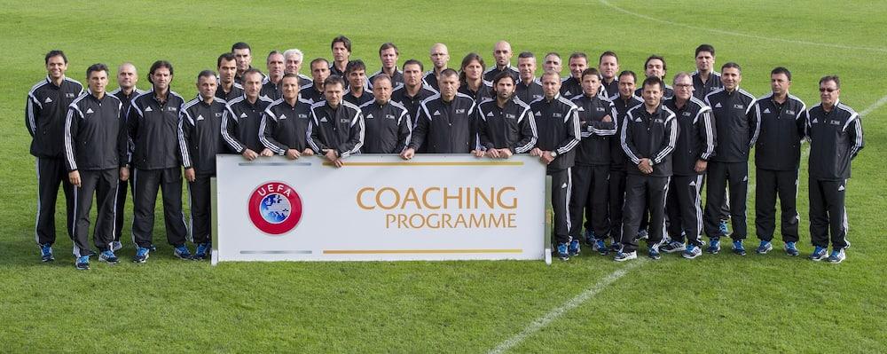 UEFA coaching licenses