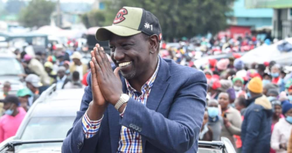 The Deputy President is yet to suppress the tribalist personality Kenyans have perceived of him.