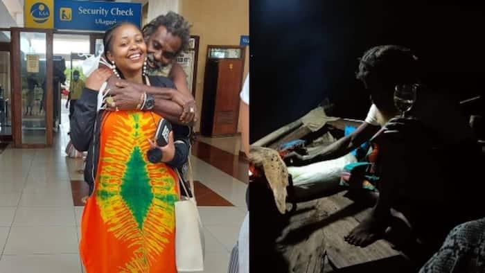 Ladies Man: Picha za Omar Lali Akifurahia Muda na Watalii wa Kike