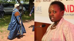 Speaker Florence Mwangangi: Health CAS Mercy Mwangangi's mother tests positive for COVID-19