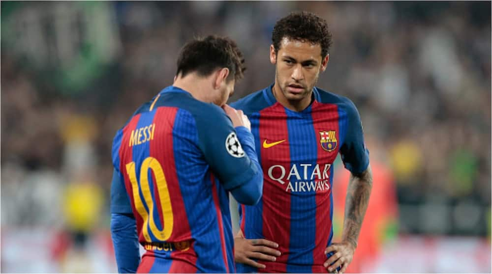 Neymar: PSG star calls for possible reunion with Barcelona legend Messi