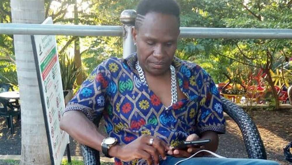 Tanzanian Singer Mr. Nice Involved in Road Accident in Kenya
