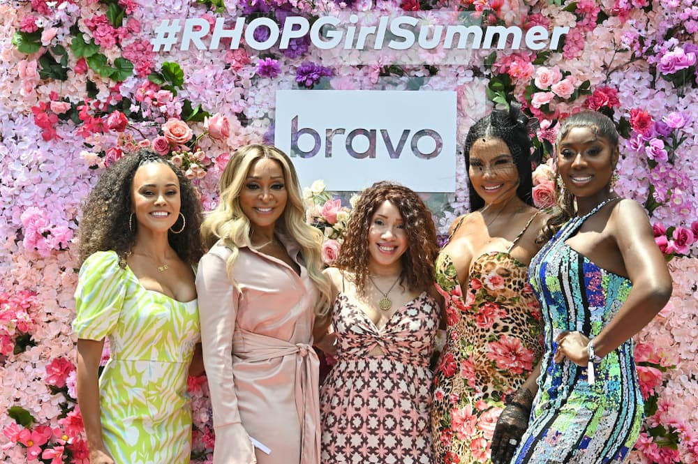 The Real Housewives of Potomac net worths