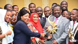 Musalia Mudavadi, Agnes Kagure call on Matiang'i to beef up security in universities