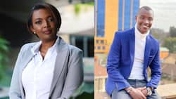 Karen Nyamu Reminisces Days When Lover Samidoh Helped Her Apply Makeup