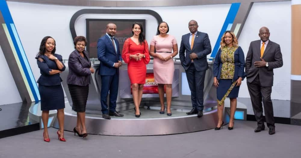 Catherine Kasavuli is back on TV at KBC after decades away.