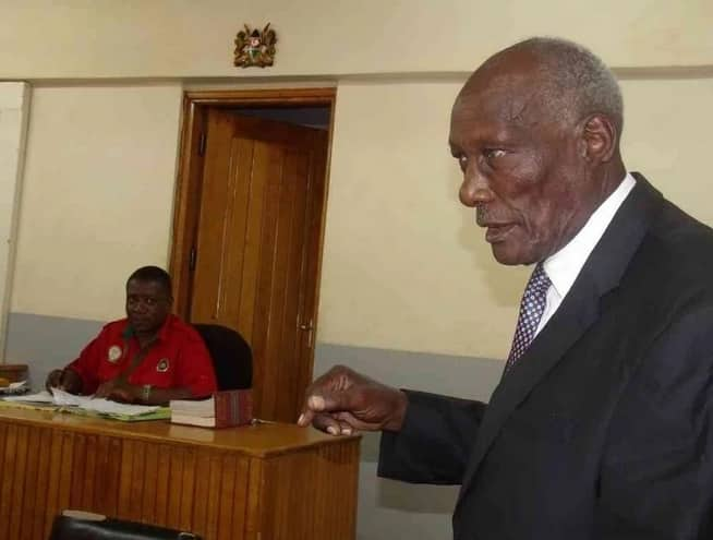 Eldoret business man Jackson Kibor says he no longer has taster for another marriage