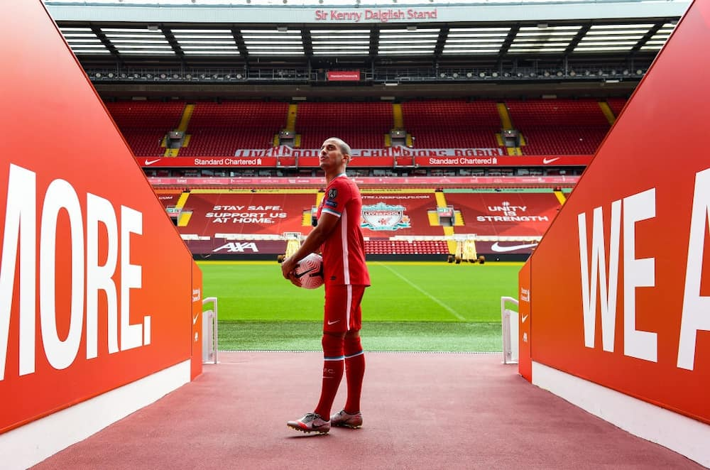 Thiago Alcantara: Liverpool complete signing of Spanish midfielder on a 4-year deal