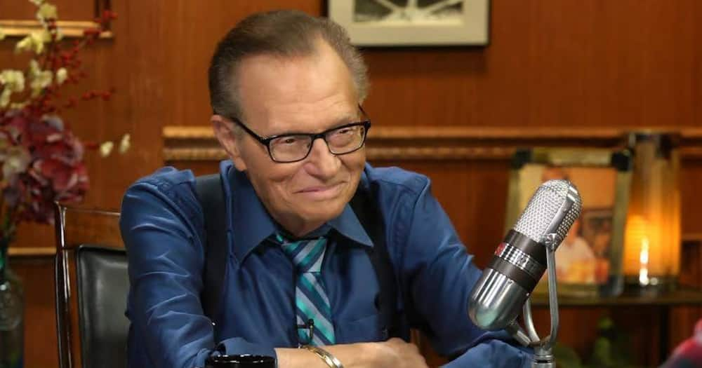 Larry King: Legendary TV host dies aged 87