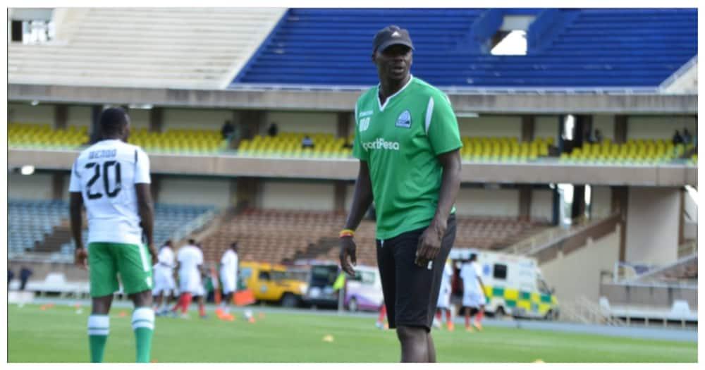 Ex-Gor Mahia Goalkeeper Coach Quits, Says Club Owes Him 14-month salary