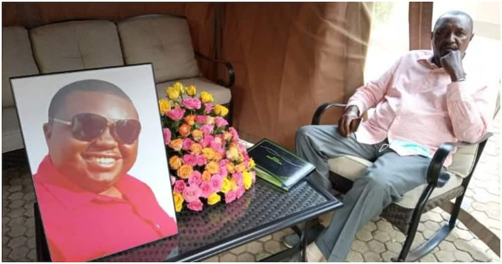 Bahati Member of Parliament Onesmus Kimani Ngunjiri. Photo: Kimani Ngunjiri