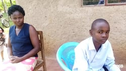 Bungoma: Top 2020 KCPE Candidate Spencer Wangila Gets Girls' School Admission Letter