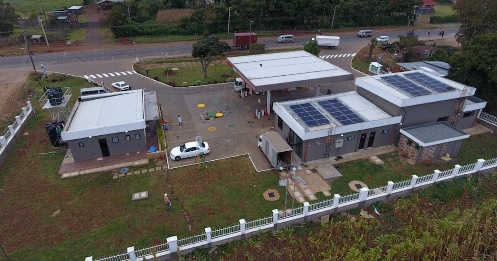 Blow for Kenya Power as Total Kenya's over 100 stations switch to solar energy