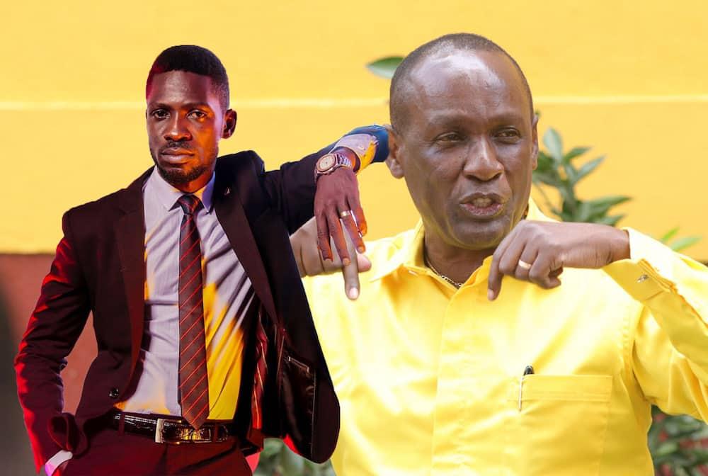 Politician ridicules Bobi Wine says music diploma holder can't be Uganda's president