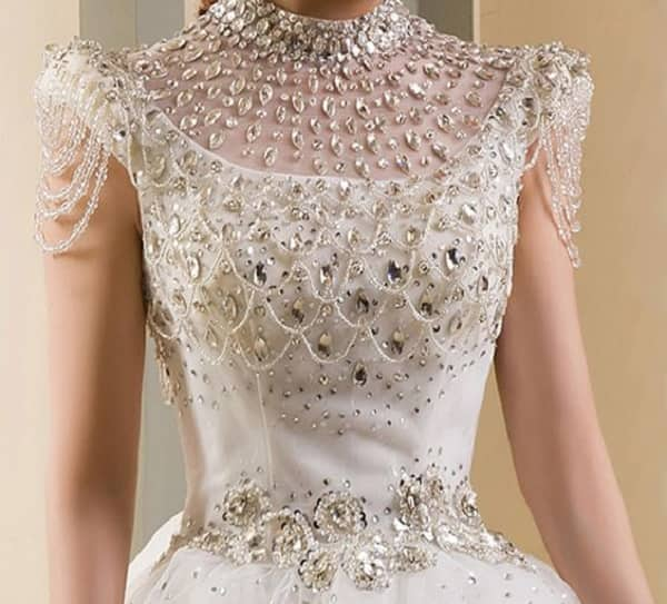 most expensive wedding dresses brands
