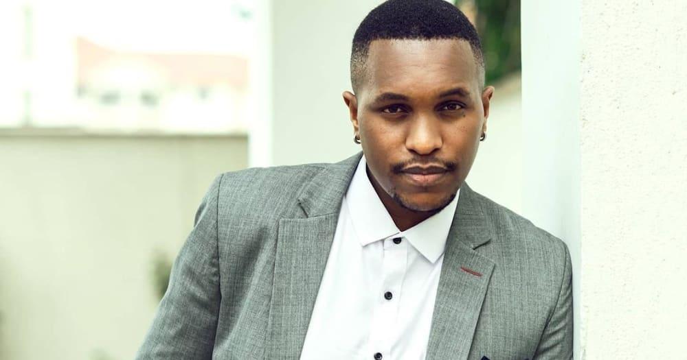Selina Actor Lenana Kariba tied the knot with his mzungu lover.