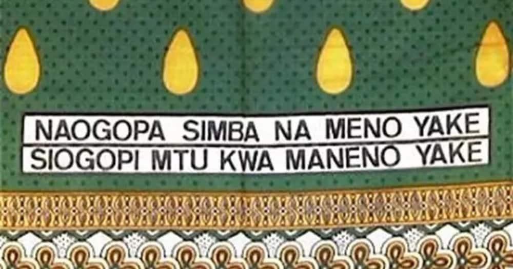 Dozi za leo: Misemo mikali ya leso kutoka uswahilini itakayokuacha kinywa wazi