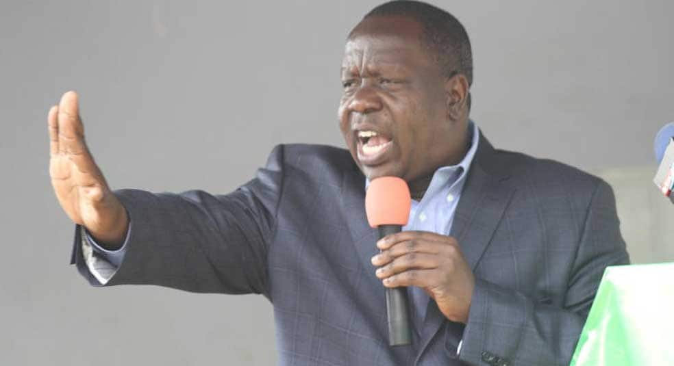 Interior CS Fred Matiang'i perfect record calls for everyone's support