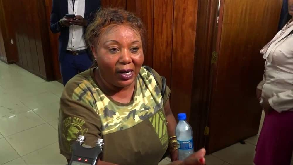 Kirimino: Journalists hilariously social distance from Nairobi MCA addressing them without mask