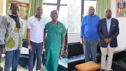 """Moses Kuria Elated after Top Politicians Visit Him in Hospital: """"I've Accomplished What BBI Wanted"""""""