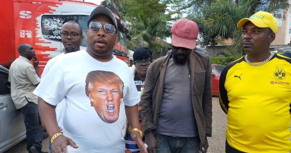 """Mike Sonko angrily lectures Uhuru: """"Tumechoka na serikali yako"""""""