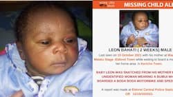 """Eldoret Woman in Distress after Strange Lady in Buibui Snatched Her Two-Week-Old Son: """"She Fled on Motorbike"""""""