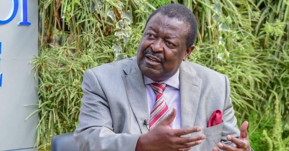 I Saved Kenya's Economy in 1990s, I'm Ready to Do It Again, Musalia Mudavadi