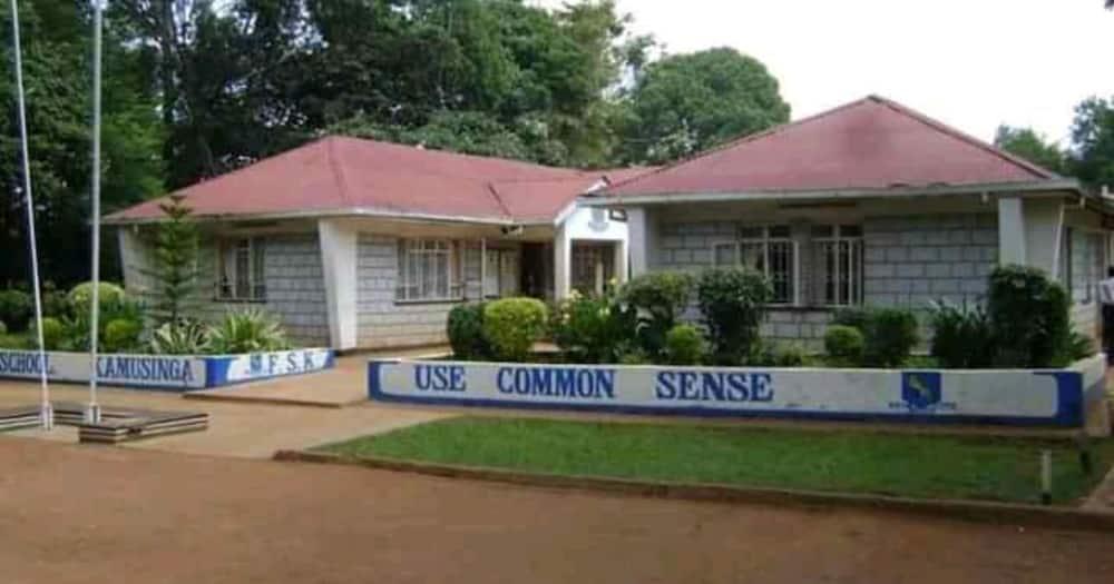 Wasiwasi Friends School Kamusinga baada ya mwanafunzi kunasa COVID-19