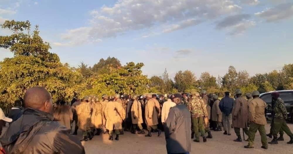 Oscar Sudi: Kizazaa chashuhudiwa nyumbani kwa mbunge wa Kapseret