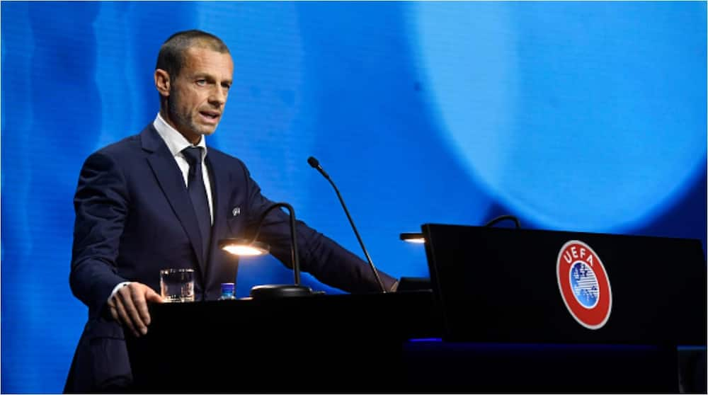 Tension for Chelsea, Real Madrid, Man City as UEFA president releases statement over all 12 Super League clubs