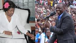 Wewe ndiye mwizi mkubwa wa mashamba! Ngilu amjibu Ruto akimtetea Kalonzo