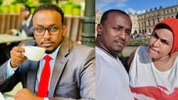 """Jamal Rohosafi Ajibu Madai ya Mkewe Kwamba Hana Kitu : """"Mungu Anashughulika"""""""