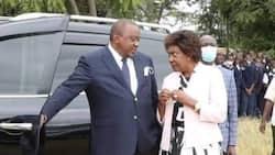 Picha Safi za Gavana Ngilu na Rais Uhuru Kenyatta Kitui