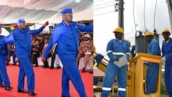 Over 90% of police officers reject new uniform, say outfit resembles that of Kenya Power staff