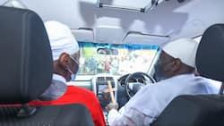 William Ruto Donates Car to Kakamega Preacher after Attending Church Service