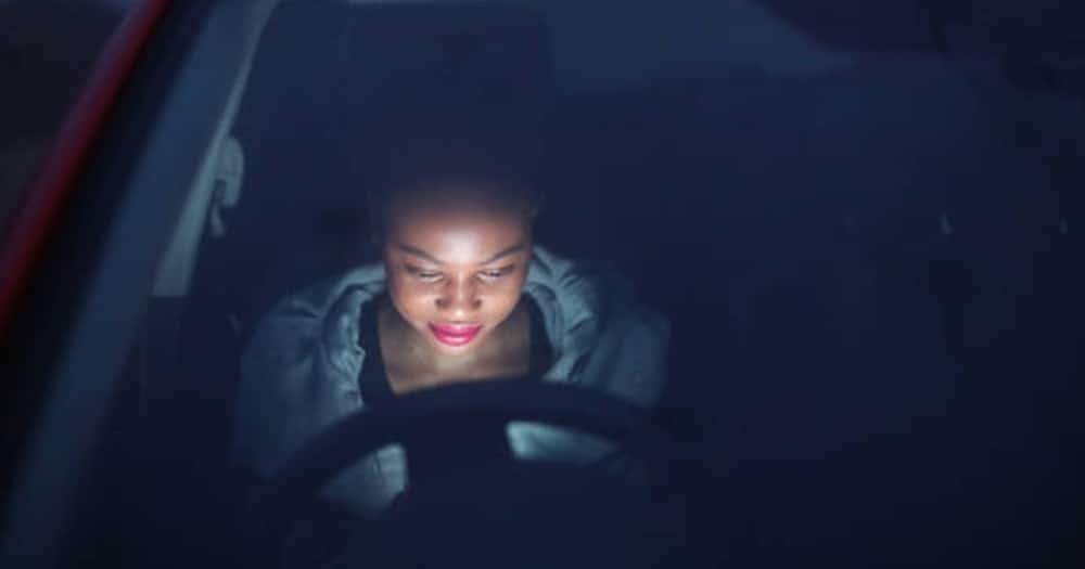 Woman Says Hubby's Side Chick Has Been Sending Her Photos Riding Husband's Car.