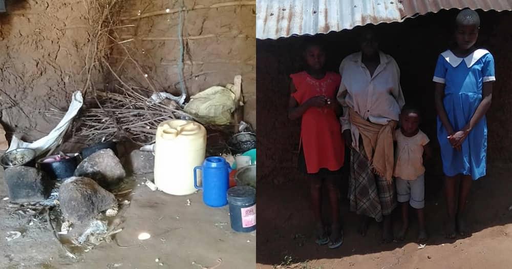 Heartbroken Teacher Asks Kenyans to Support Pupil who Sleeps on Floor with Grandma