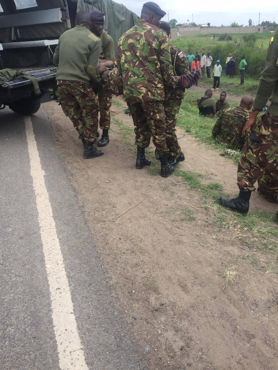 Garissa: KDF soldier, police officer who mistakenly shot at each other die in hospital